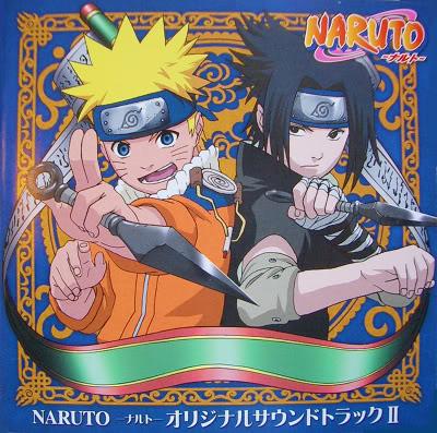 [SVWC-7189] Naruto Original Soundtrack II SVWC-7189Coverartfrente