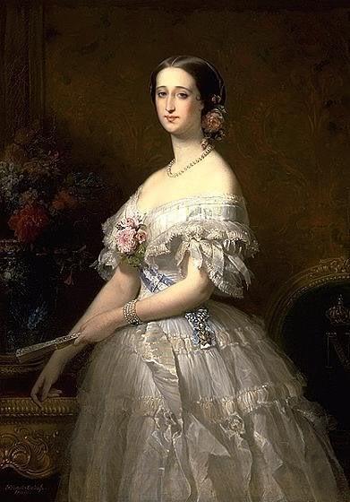 Eugenia de Montijo, emperatriz de Francia EugenieEmpress