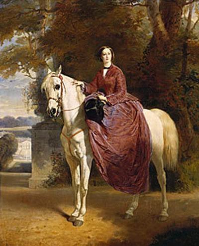 Eugenia de Montijo, emperatriz de Francia EugeniebyBoutibonne