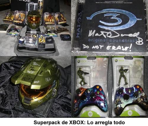 XBOX 360 - Curiosidades Superpack_xbox