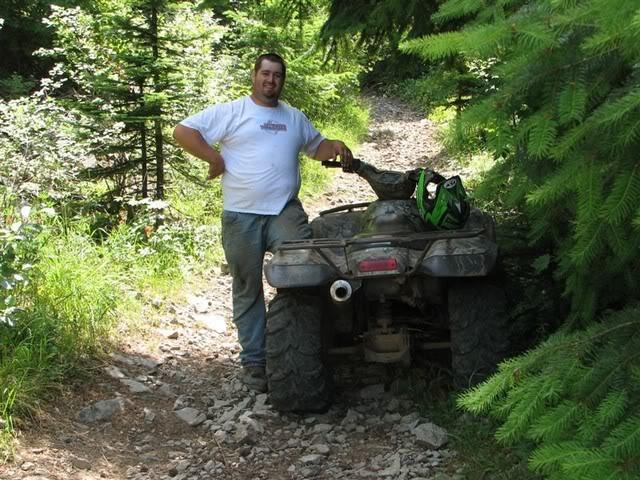 Friend and Fellow ORV Rider Killed Jason_by_bike
