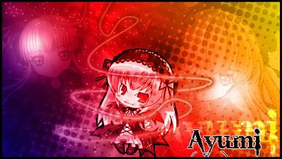 Kumi Koda... Ayumi