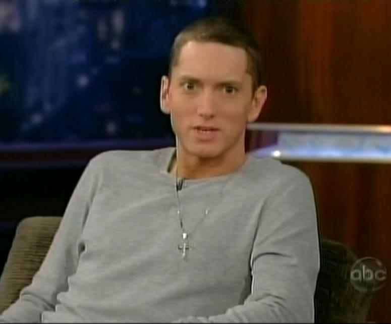 Eminem On Jimmy Kimmel Emmm-1
