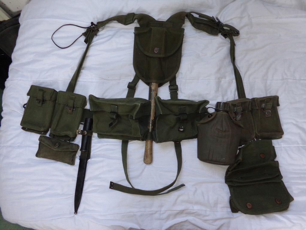Korps Mariniers Webbing DSC02650