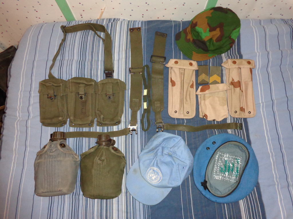 Korps Mariniers Webbing DSC02848