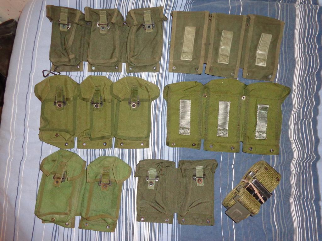 Korps Mariniers Webbing DSC02912