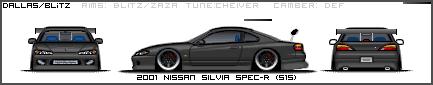 Cheiveri tuunid S15-rs