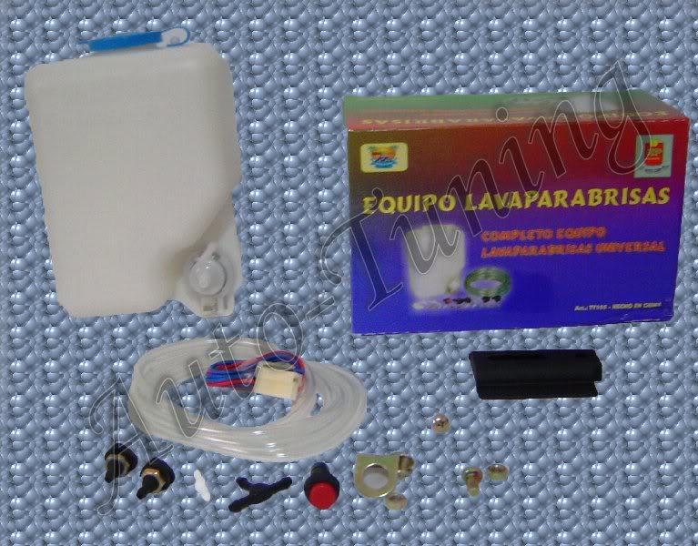 Bombas de agua de limpiaparabrisas DSC0225611