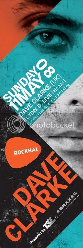 11.05 DAVE CLARKE & ELTONE.D live @ Rockhal Esch/Alzette Daveeltonfront
