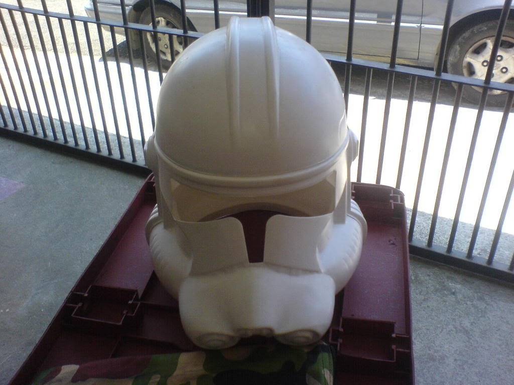 Venta de casco Clon Episodio II DSC00735