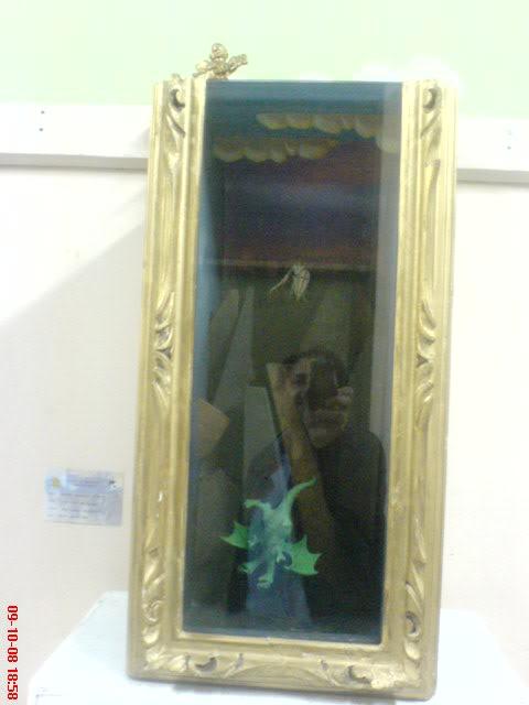 Exposicion de Arte de Nuestro Compañero Han Solo DSC02973