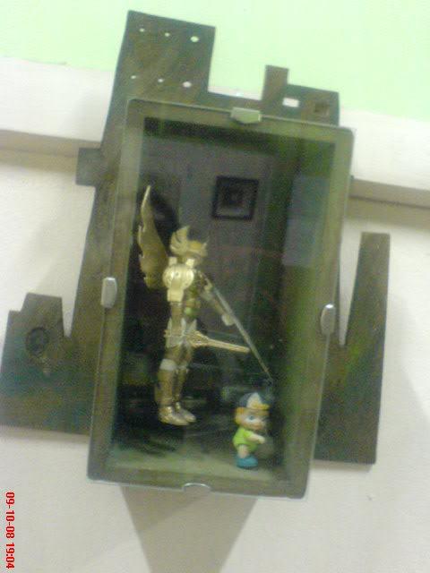Exposicion de Arte de Nuestro Compañero Han Solo DSC02983