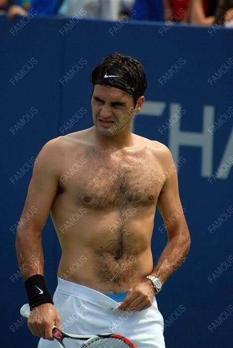 Roger sin camiseta - Página 2 Sexyrog