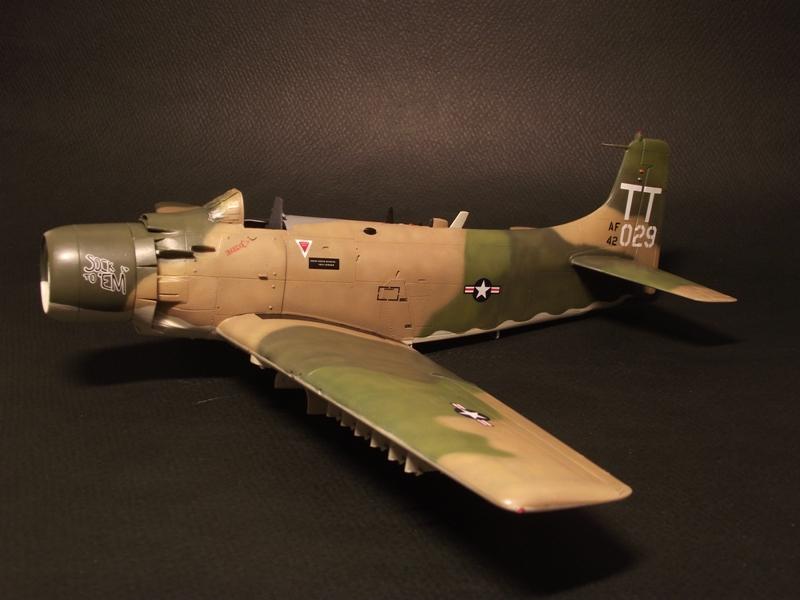 A-1J Skyraider  - Σελίδα 2 DSCF6268