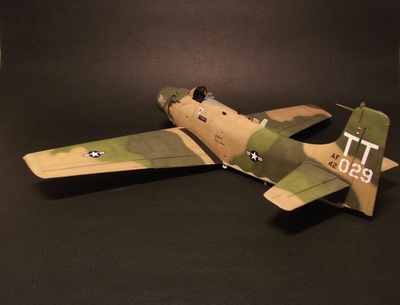 A-1J Skyraider  - Σελίδα 2 DSCF6271