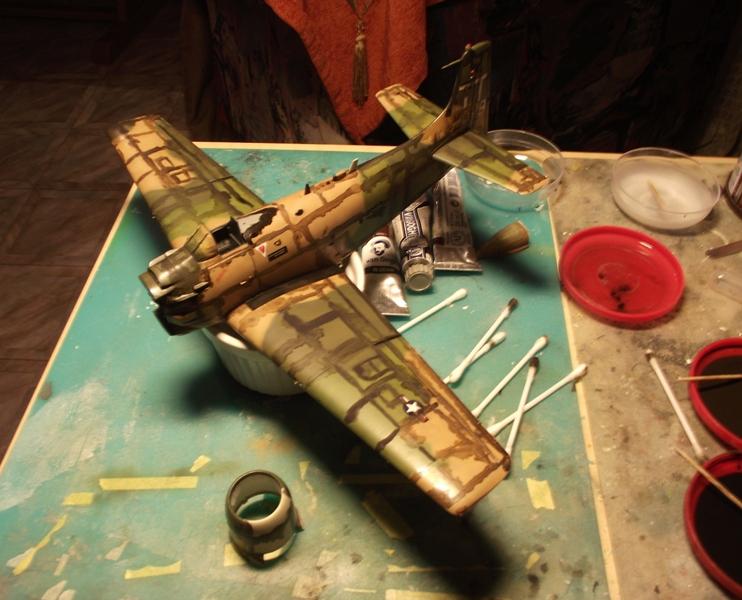 A-1J Skyraider  - Σελίδα 2 DSCF6305
