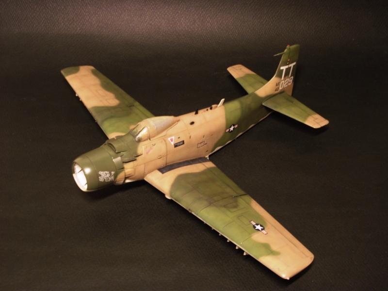 A-1J Skyraider  - Σελίδα 2 DSCF6466