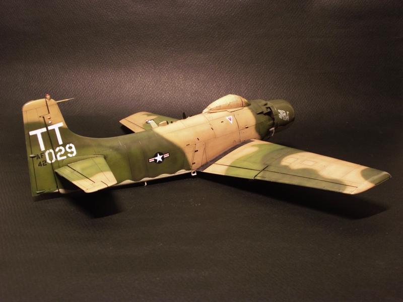A-1J Skyraider  - Σελίδα 2 DSCF6477