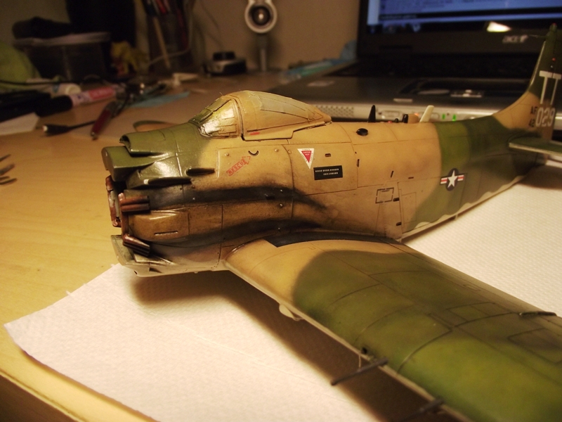 A-1J Skyraider  - Σελίδα 2 DSCF6568