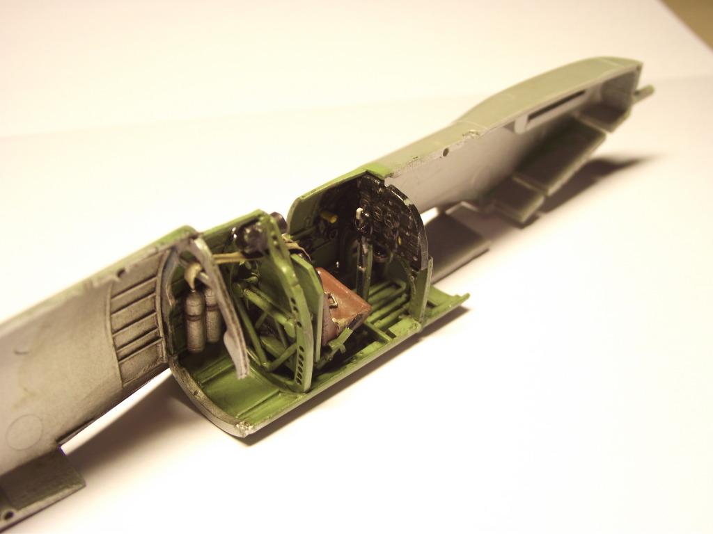 Spitfire LF Mk. IX Ε.Β.Α. 1/48 DSCF5911