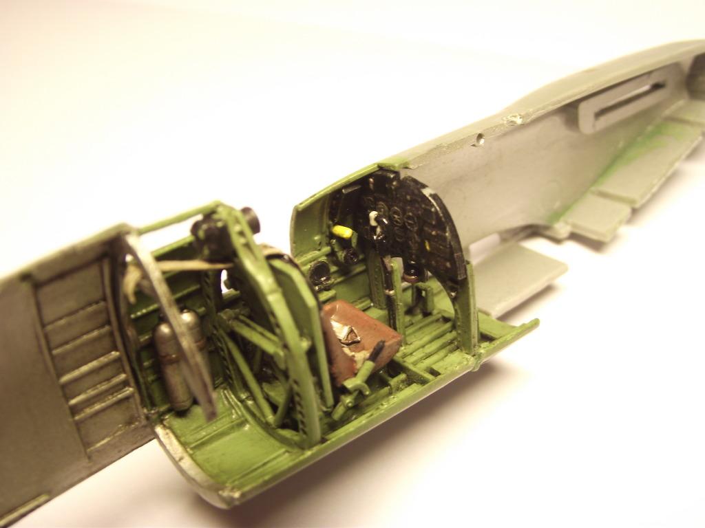 Spitfire LF Mk. IX Ε.Β.Α. 1/48 DSCF5920
