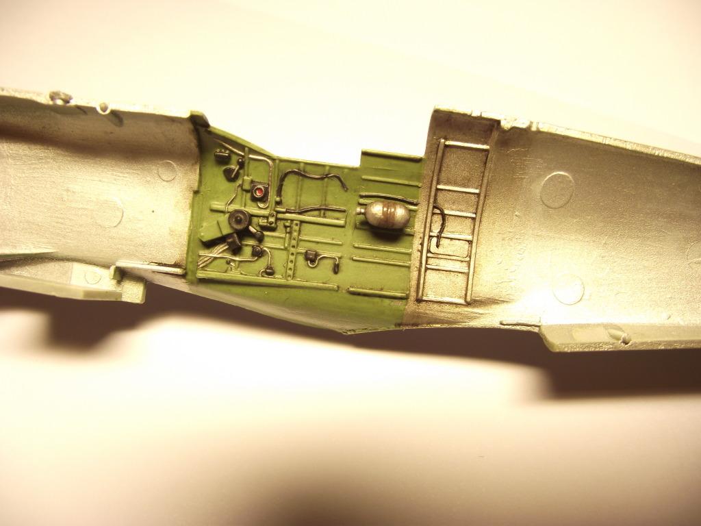 Spitfire LF Mk. IX Ε.Β.Α. 1/48 DSCF5931