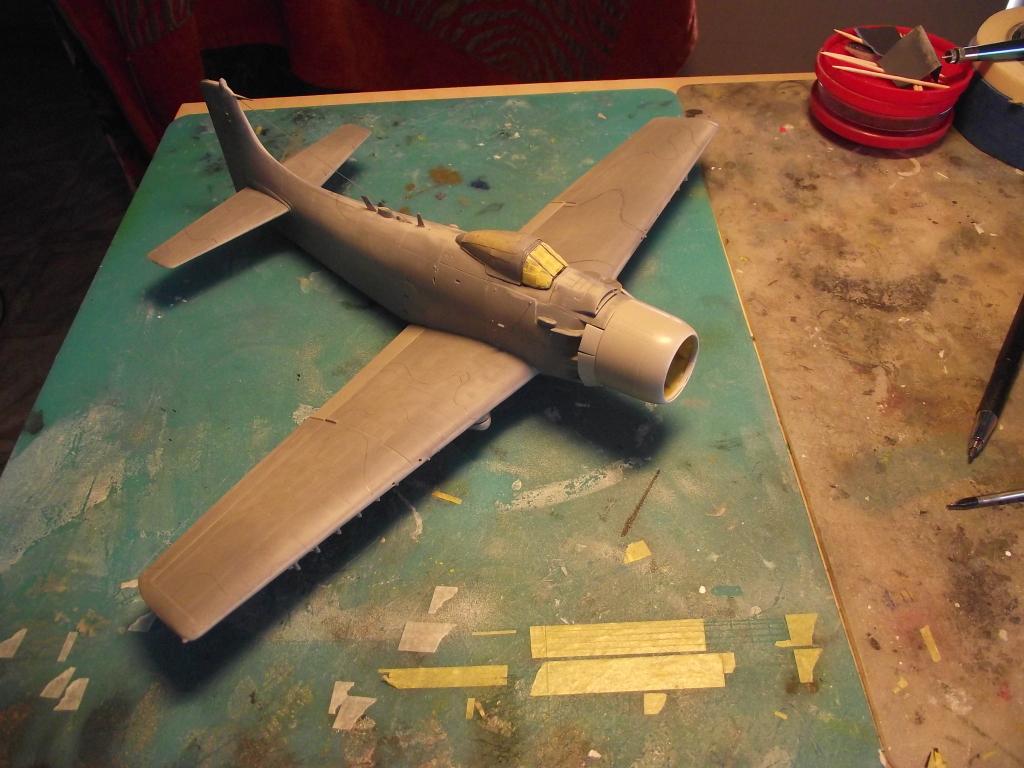 A-1J Skyraider  DSCF6038