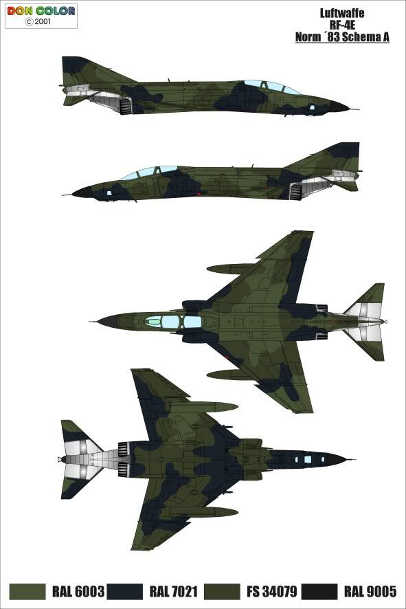 RF-4E ex-GAF   N83a_rf4