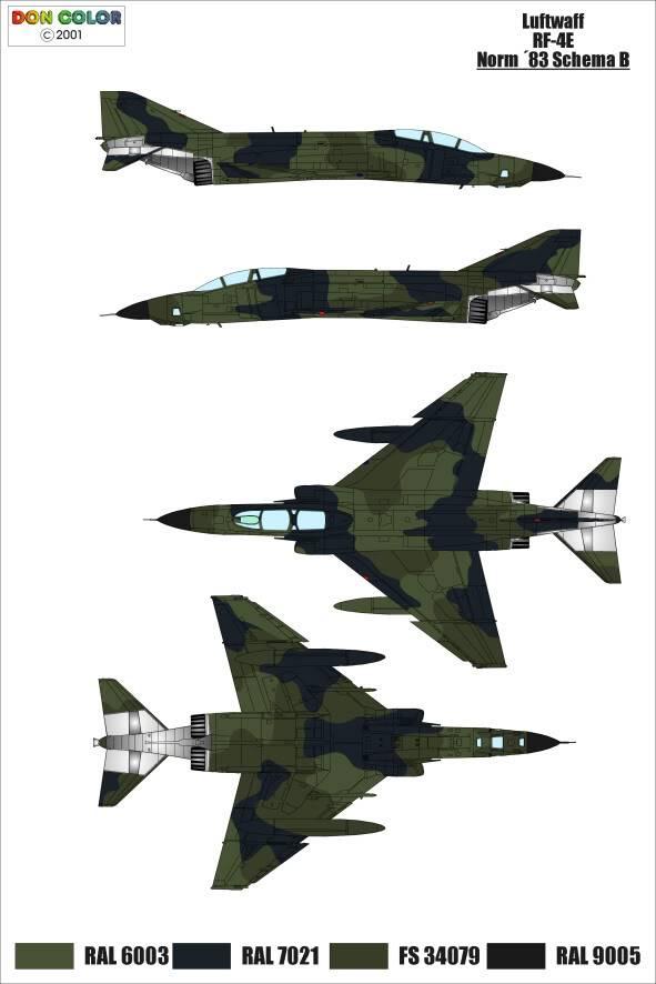 RF-4E ex-GAF   N83b_rf4