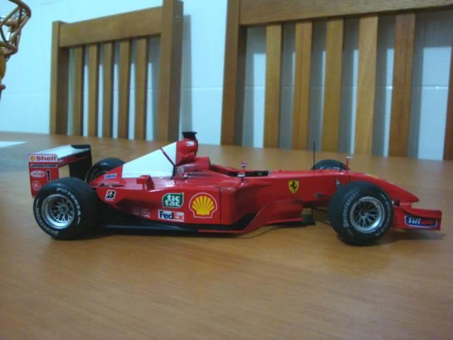 Ferrari F1 2001 - Michael Schumacher DSC00153