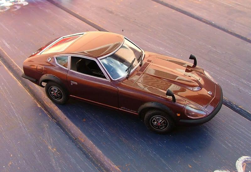 Datsun Fairlady - Hasegawa Datsun2