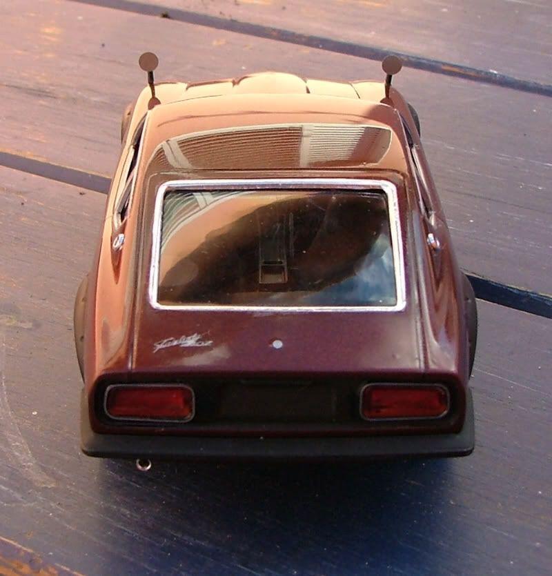 Datsun Fairlady - Hasegawa Datsun4