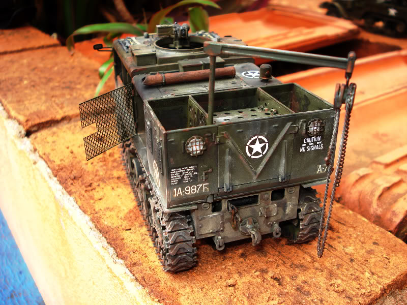 M 16 Half Track - M4 High Speed Tractor Hightrator2