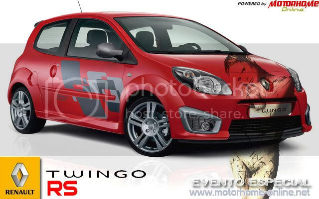 Evento Especial: Twingo RS - Nring TwingoRS-Nring