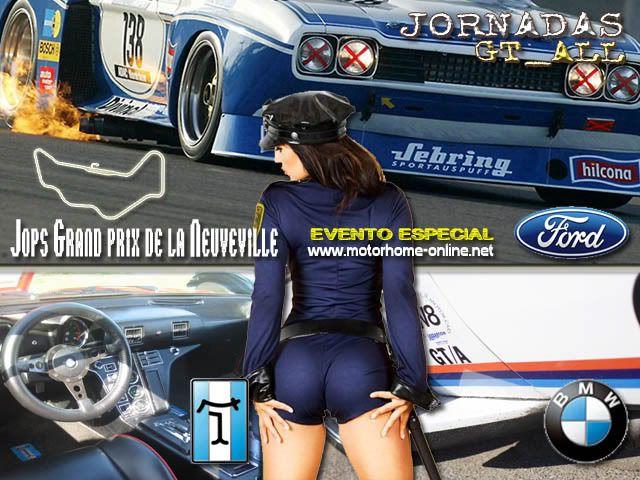 Evento Especial - JORNADAS GT_ALL - Jops Jornadas_gt_all_jops