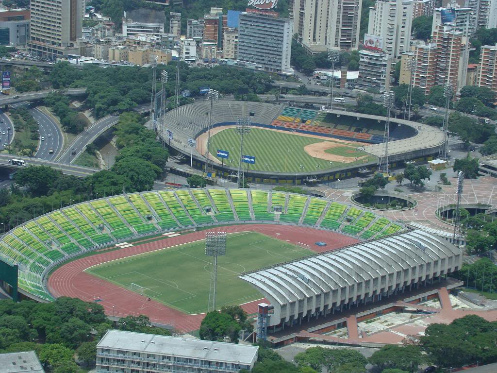 Caracas | Estadio Olímpico Universitario | 22.000 11384058zl3