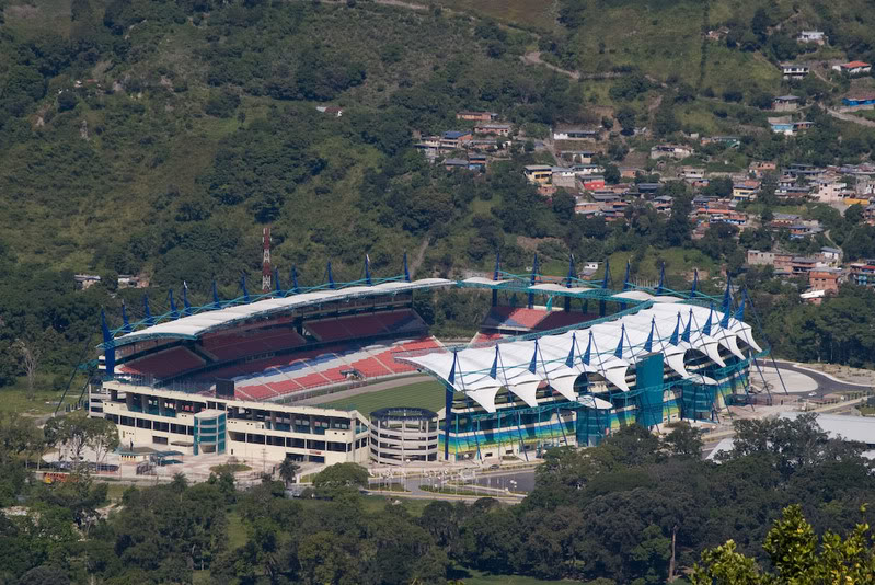 Mérida | Estadio Metropolitano de Mérida | 42.000 2035610696_bad2ef7916_o