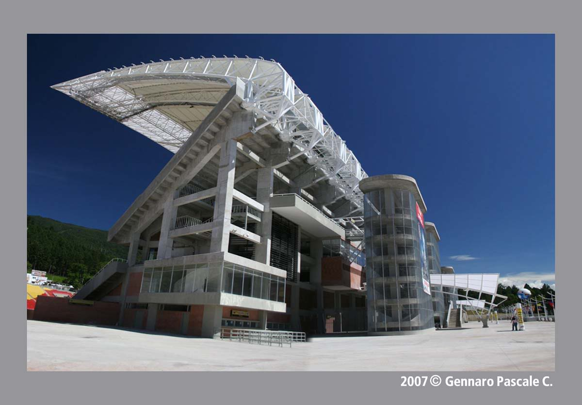 San Cristóbal   Estadio Pueblo Nuevo   38.000 2283411443_35722bce52_o