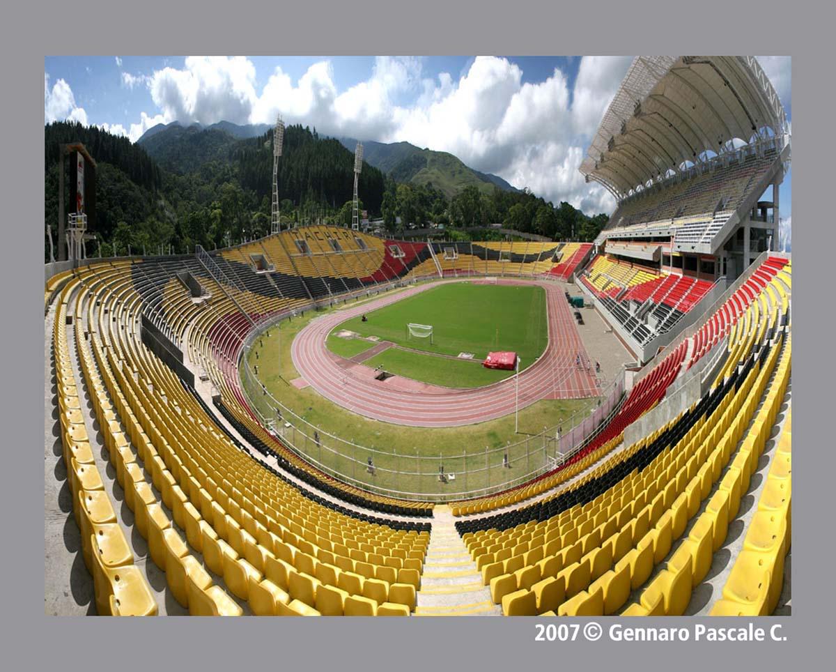 San Cristóbal   Estadio Pueblo Nuevo   38.000 2283412675_bd4cf33a30_o