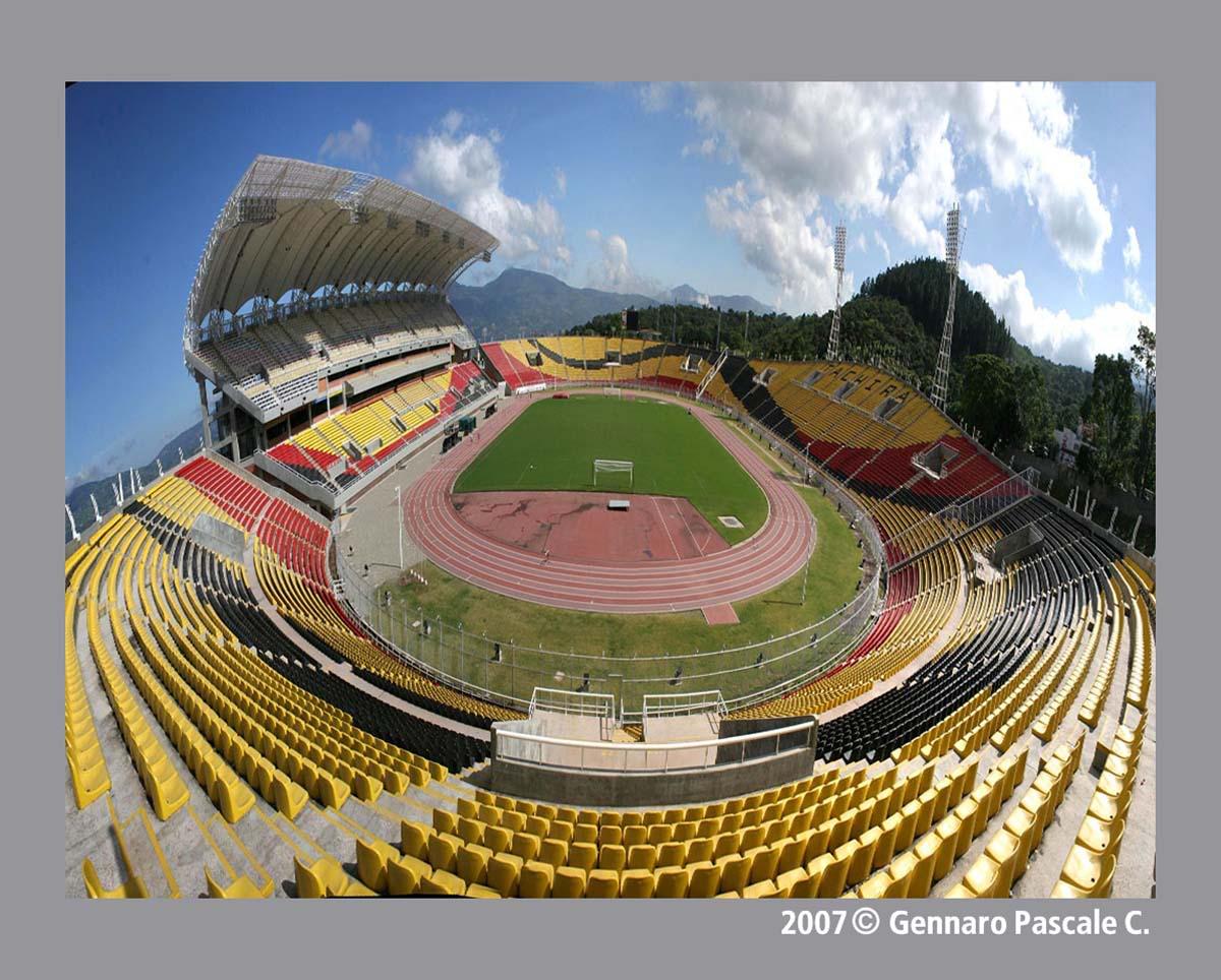 San Cristóbal   Estadio Pueblo Nuevo   38.000 2283412999_9355f99f45_o