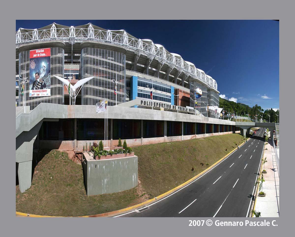 San Cristóbal   Estadio Pueblo Nuevo   38.000 2284196728_f1ab0e409a_o