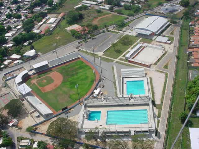Estructuras Deportivas AlfonzoRiosSanCarlos