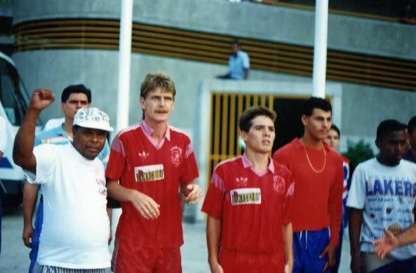 Historia del Caracas FC (Galería) AndreasVoglerGerzonDiaz