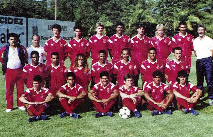 Historia del Caracas FC (Galería) CCSFC91-92