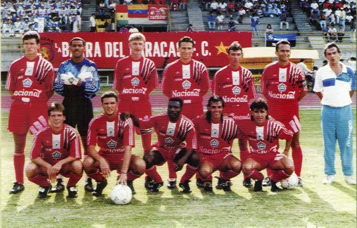 Historia del Caracas FC (Galería) CCSFC93-94
