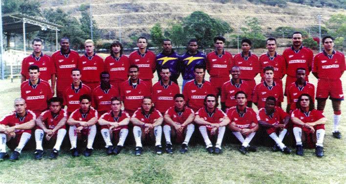 Historia del Caracas FC (Galería) CCSFC96-97