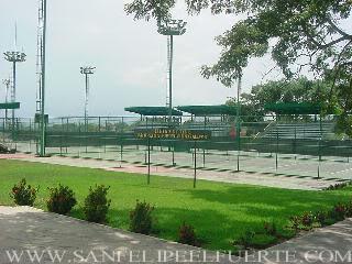 Estructuras Deportivas CiudadDeportivaYaracuy