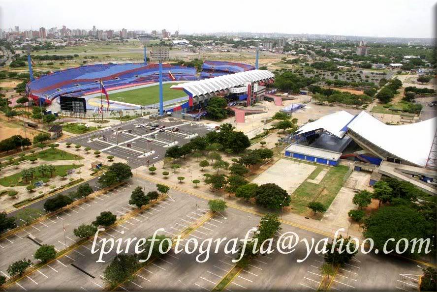 Estructuras Deportivas ComplejoDeportivoMaracaibo