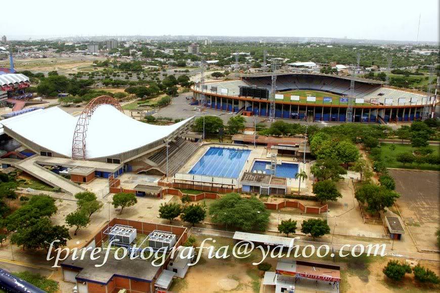 Estructuras Deportivas ComplejoDeportivoMaracaibo2