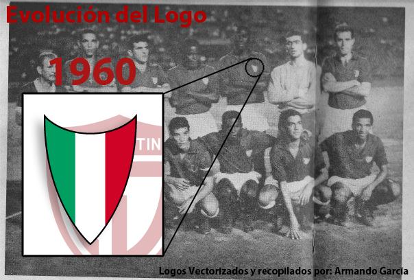 Evolución de Escudos | Deportivo Petare (Dvo. Italia) DIT1